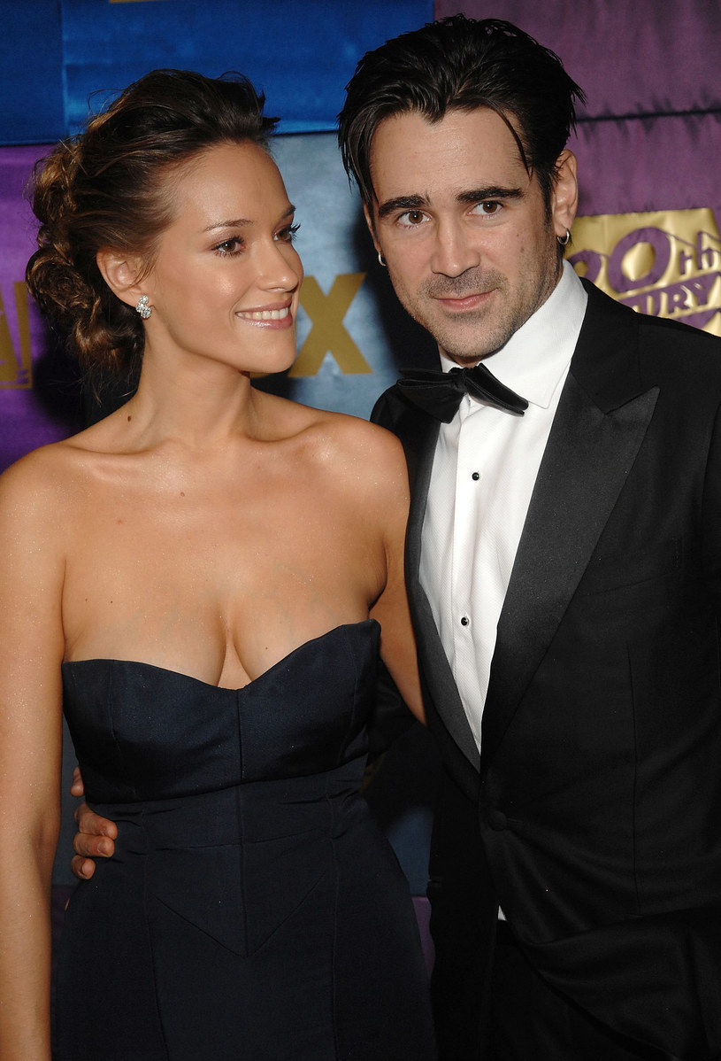 Alicja Bachleda i Colin Farrell /Duffy-Marie Arnoult / Contributor /Getty Images