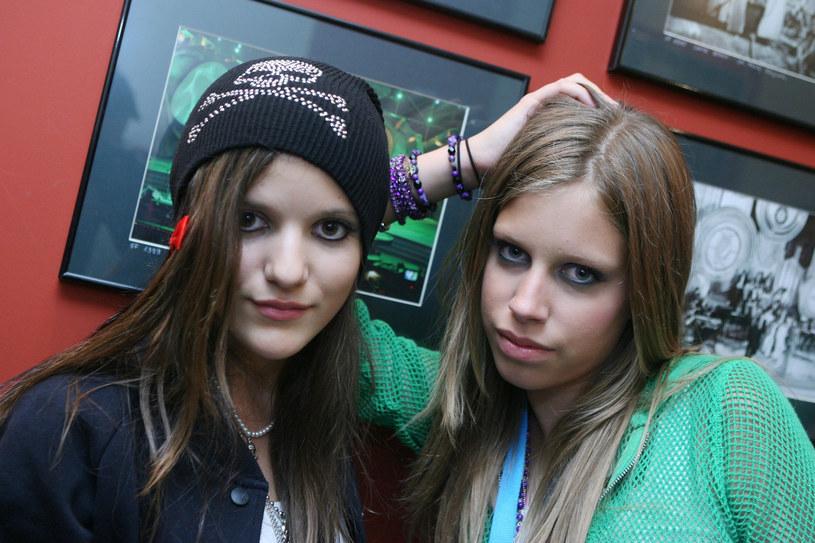 Alicja Boratyn (z prawej) wraz z Tolą Szlagowską tworzyły Blog 27 /Reporter