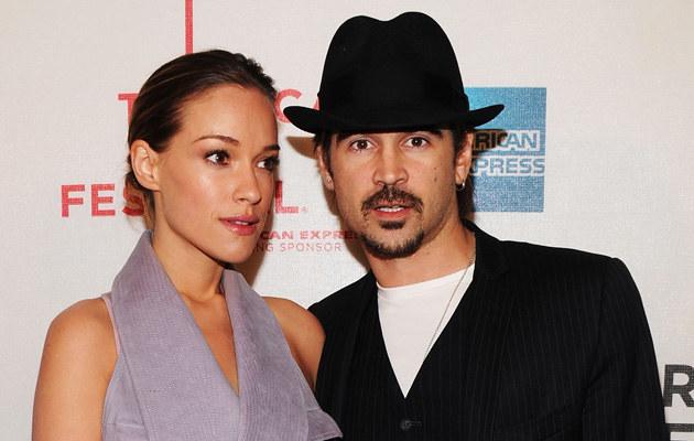 Alicja i Colin, fot.Bryan Bedder  /Getty Images/Flash Press Media