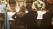 Alicja i Colin ochrzcili syna w Krakowie