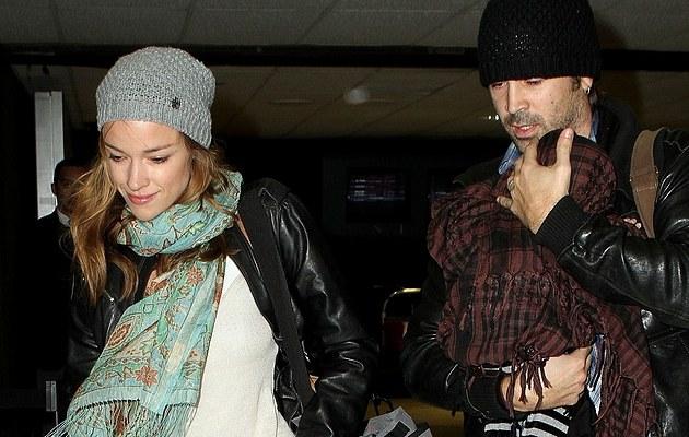 Alicja i Colin /- /East News