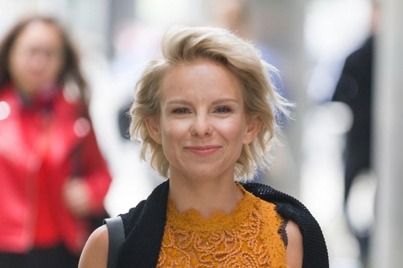 Alicja Janosz w 2019 roku /Artur Zawadzki /Reporter