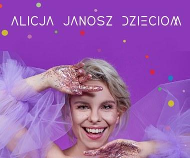 Alicja Janosz z miłości do dzieci. Nowa płyta z dedykacją dla syna