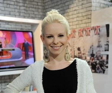 Alicja Janosz zawitała do telewizji śniadaniowej