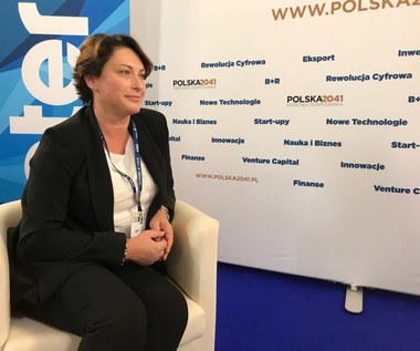 Alicja Pollesch, wiceprezes Wolters Kluwer Polska