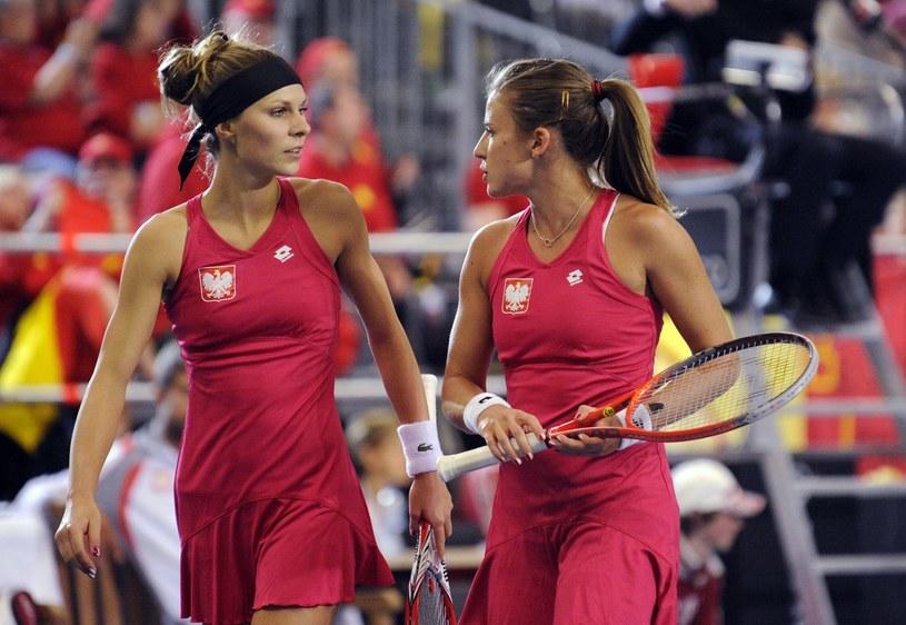 Alicja Rosolska (z prawej) /AFP