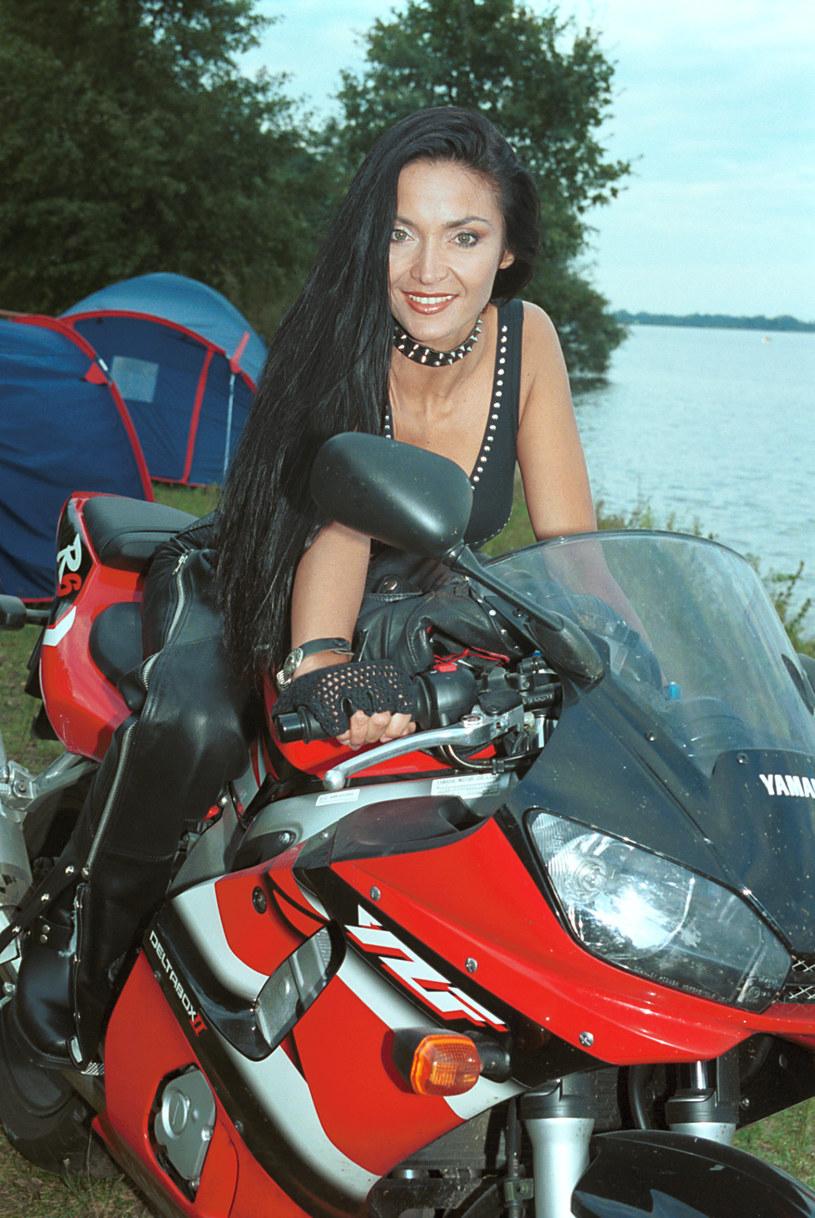 Alicja Walczak w 2001 roku /AKPA