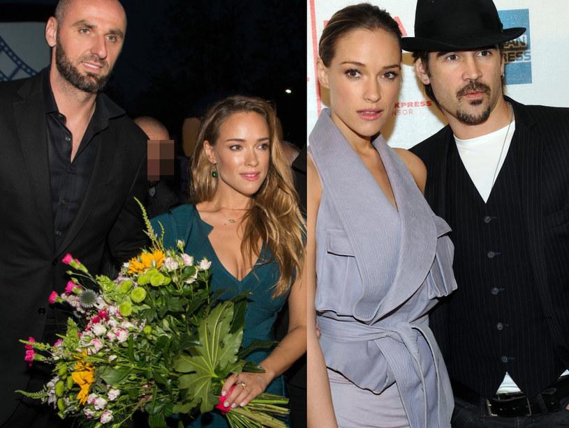 Alicja  z Marcinem i Colinem (FORUM;EastNews) /East News