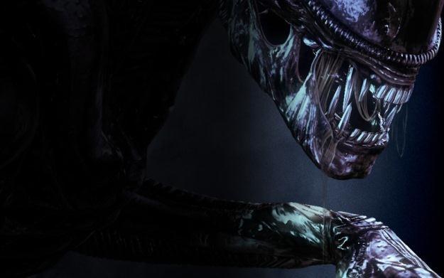 Aliens: Colonial Marines - motyw graficzny /Informacja prasowa