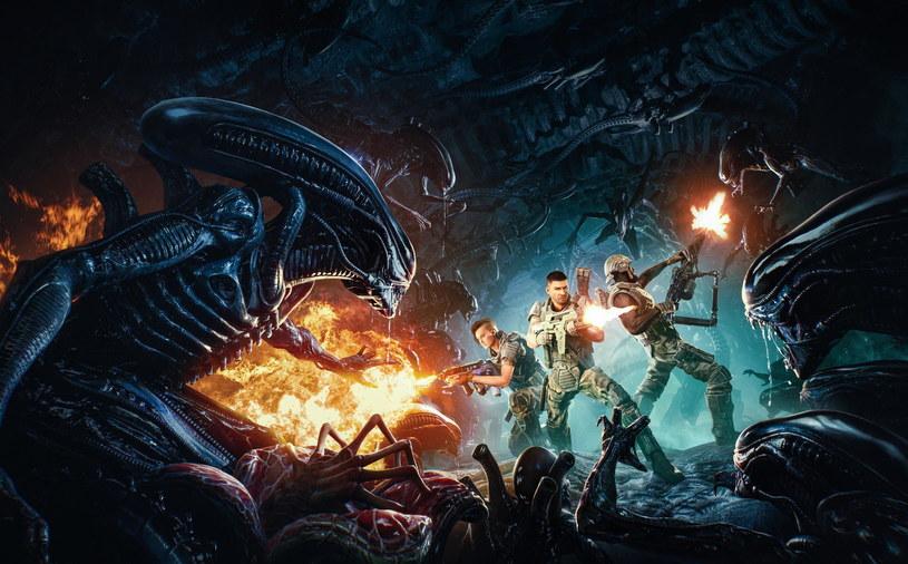 Aliens: Fireteam Elite /materiały prasowe