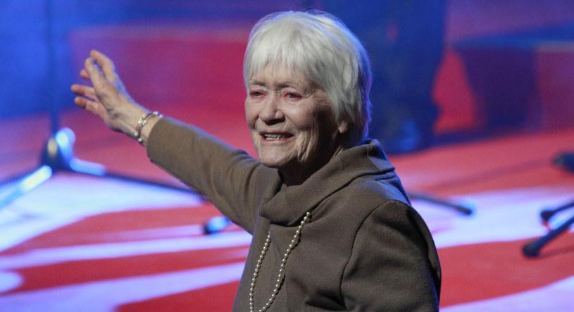 Alina Janowska, 2013 r. /Zając /Reporter