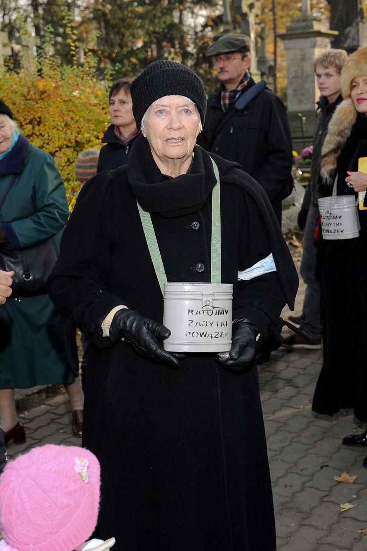 Alina Janowska kilka lat temu /- /MWMedia