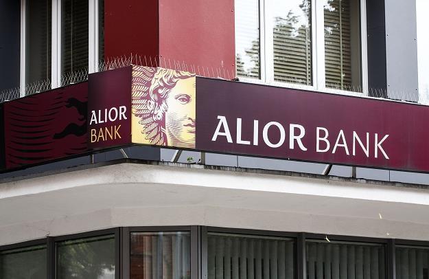 """Alior Bank, """"cyfrowy buntownik"""". Fot. Artur Szczepański /Reporter"""