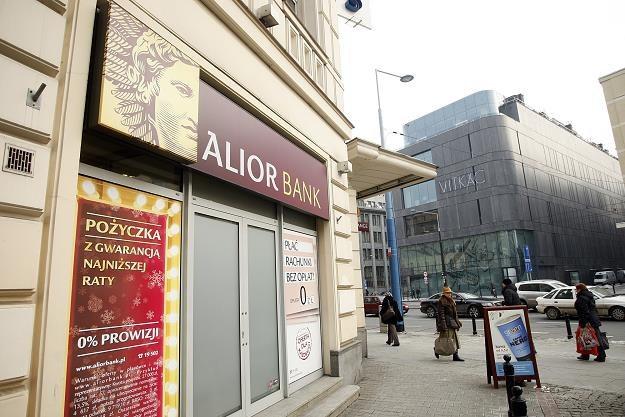 Alior Bank ma wyłączność negocjacyjną na działalność bankową Raiffeisen Bank Polska. Fot. A. Guz /Reporter