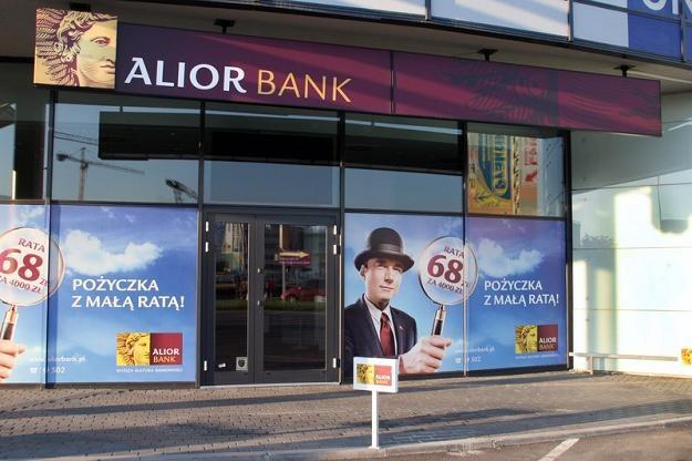 Alior Bank wyemitował obligacje o wartości 146,7 mln zł. Fot. Maciej Goclon /Agencja SE/East News