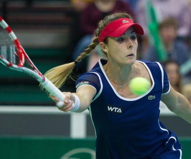 Alize Cornet wygrała turniej w Katowicach