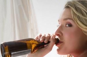 Alkohol zniszczył mi życie