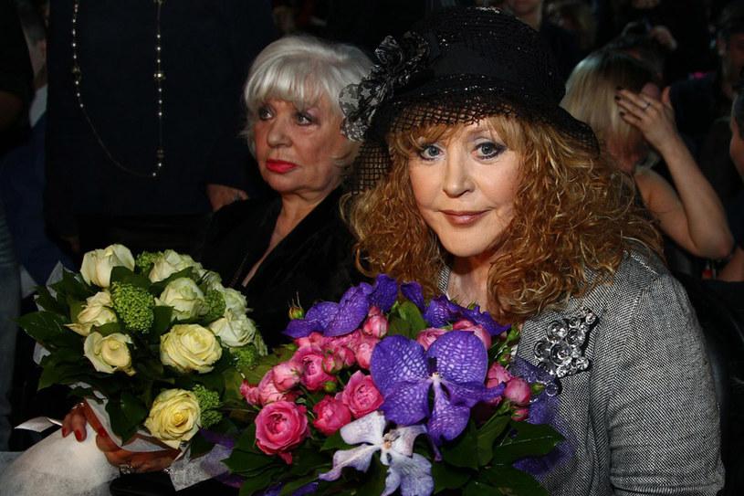 Ałła Pugaczowa - niegdyś jedna z najpopularniejszych piosenkarek w ZSRR /East News