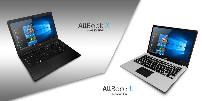 AllBook X i AllBook L /materiały prasowe