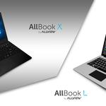 AllBook X oraz AllBook L - notebooki marki Allview