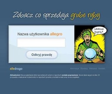 Alledrogo.pl: Kto najwięcej zarabia na Allegro
