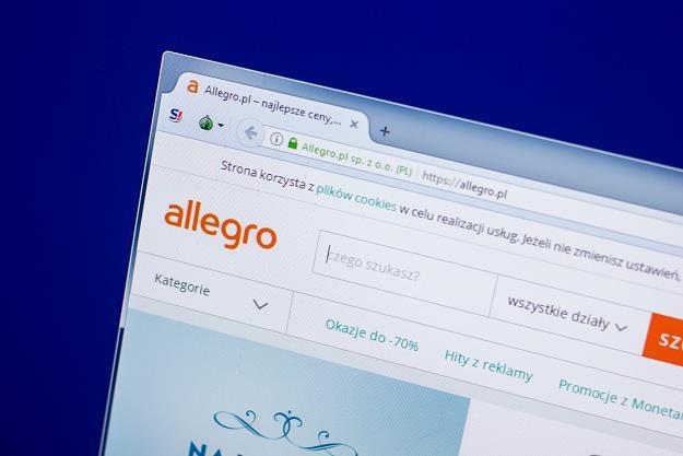 Allegro na cenzurowanym. UOKiK wszczął postępowanie /©123RF/PICSEL