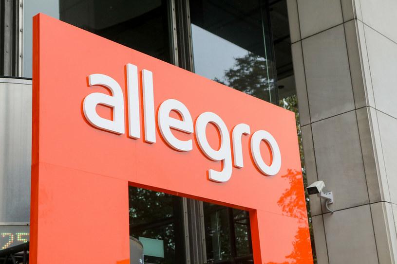 Allegro poprawia wyniki w II kwartale /Tomasz Jastrzębowski /Reporter