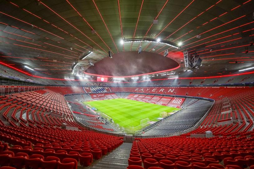 Allianz Arena, stadion Bayernu Monachium /EXPA/NEWSPIX.PL /Newspix