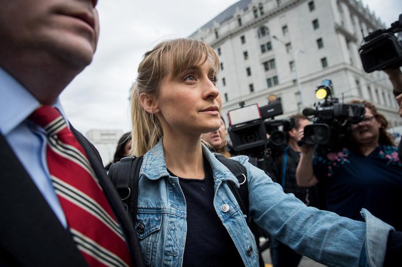 Allison Mack /fot. Drew Angerer /Getty Images