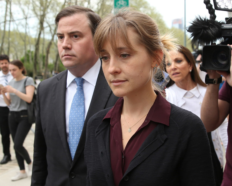 Allison Mack /Jemal Countess /Getty Images
