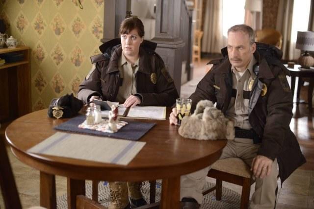 Allison Tolman rolą policjantki Molly Solverson przyćmiła, zdaniem wielu, Frances McDormand z oryginału. /FX Networks /materiały prasowe