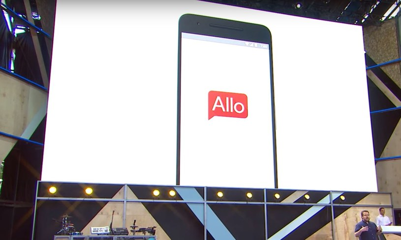 Allo to komunikator, który ma zagrozić Facebook Messengerowi /YouTube