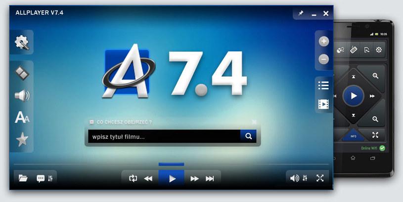 ALLPlayer 7.4 /materiały prasowe