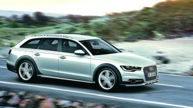 Allroad odróżnia się od pozostałych odmian A6 Avant m.in. nakładkami na błotnikach, a także zderzakami i progami. /Audi