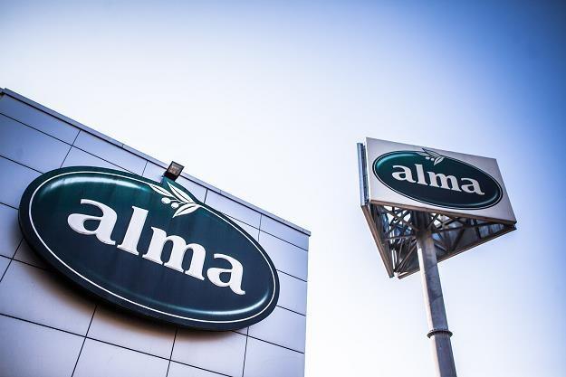 Alma Market sporządzi wniosek o upadłość /fot. Adam Burakowski /Reporter