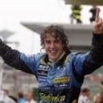 Alonso najmłodszym mistrzem Formuły 1