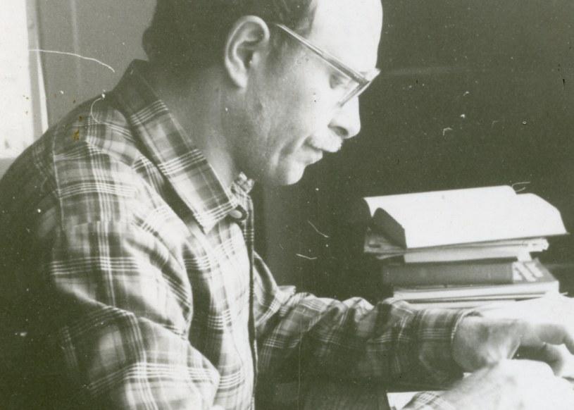 Alosza Awdiejew w 1984 r. /materiały prasowe