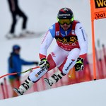 Alpejski PŚ. Feuz wygrał dramatyczny zjazd w Kitzbuehel
