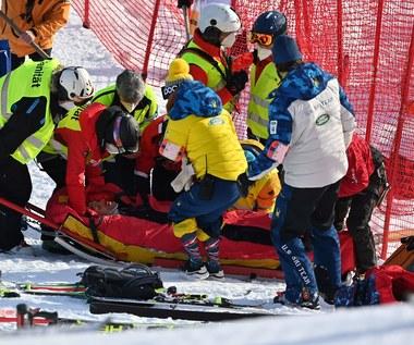 Alpejski PŚ. Groźny wypadek Tommy'ego Forda w Adelboden
