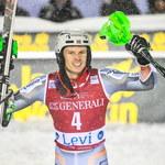 Alpejski PŚ. Henrik Kristoffersen najlepszy w slalomie w Levi