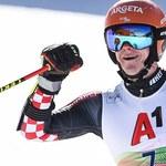 Alpejski PŚ: trzecie zwycięstwo Filipa Zubčicia w gigancie