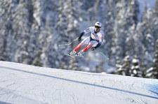 Alpejskie MŚ. Austriak Pertl prowadzi na półmetku slalomu