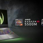 Alpha 15 - laptop z nowej serii gamingowej od MSI z procesorem i kartą AMD
