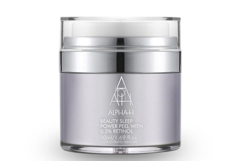 Alpha-H Beauty Sleep Power Peel /materiały prasowe