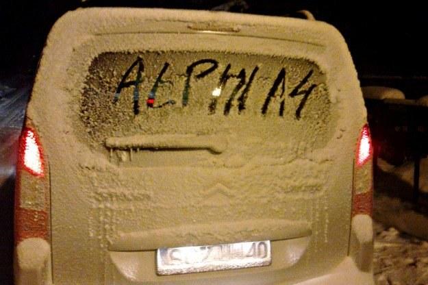 Alpin A4 - autograf/ Fot: Marcin Garus /