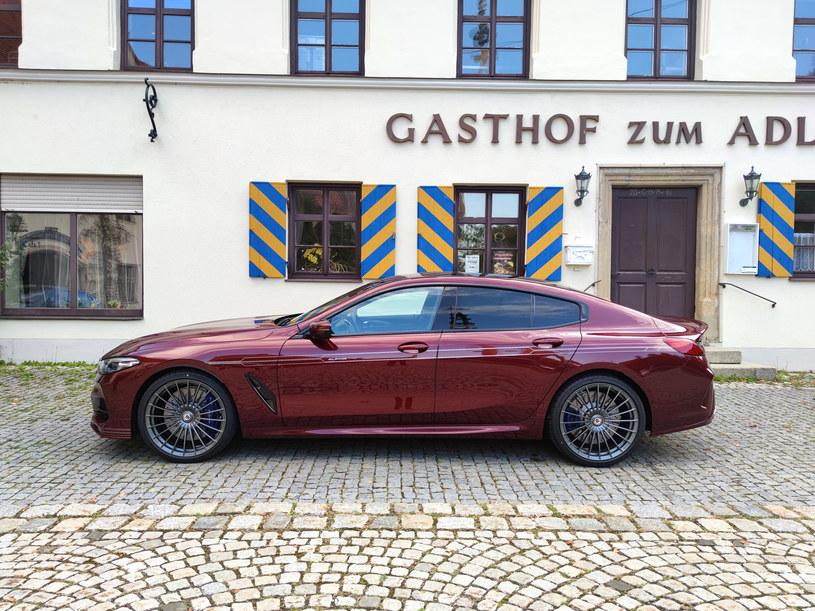 Alpina B8 Gran Coupe /INTERIA.PL