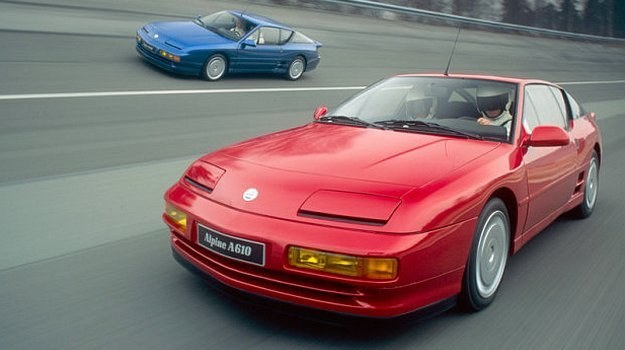 Alpine A610 (1991-1995) /Renault