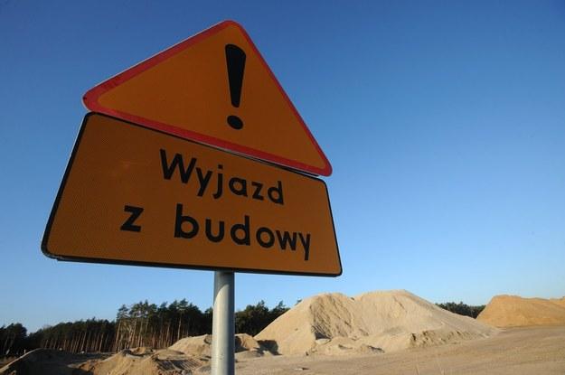 Alpine Bau nie dokończy mostu w Mszanie na autostradzie A1 /East News