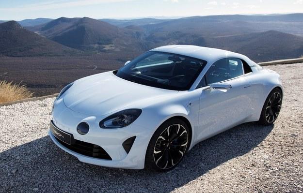 Alpine Vision Concept /Renault