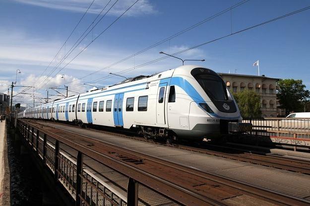 Alstom chce dostarczyć pendolino osiągające maksymalnie 160 km na godzinę /©123RF/PICSEL